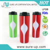 New Design Double Wall Plastic Bottle (MPUF)