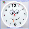 Modern Simple Plastic Wall Clock (PWC4707)