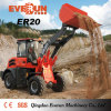 Er20 Everun Brand Agriculture Usage Small Wheel Loader