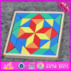2016 Wholesale Cheap Wooden Puzzles for Kids, New Design Wooden Puzzles for Kids, Educational Wooden Puzzles for Kids W14A182
