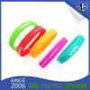 Custom Design Braided Silicone Bracelet for Festival