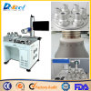 China 20W CNC Laser Marker Machine for Plastic LED Bulb