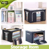 Folding Waterproof Fabric Containers Large Fabric Storage Bins Box
