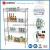 NSF 4 Tiers Steel Kitchen Basket Display Rack (BK12045180A4C)