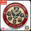 Fashionable Design Commemorative Coin for Excellence