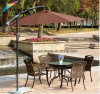 Outdoor Furniture of Rattan Table and Chair Set (LL-RST006)