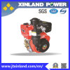 Horizontal Air Cooled 4-Stroke Diesel Engine L188f (C) (E) for Machinery