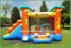 Commercial Inflatable Combo Bouncer Slide