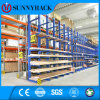 Irregular Cargo Storage Cantilever Rack with ISO9001 Approved