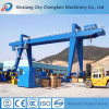 Mg Type Electric Trolley Heavy Duty Gantry Crane 100 Tons