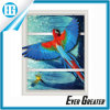Wholesale Colorful Parrot Animal Wall Sticker Made in China