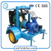 Back Pull-out Diesel Engine Horizontal Centrifugal Boosting Pump