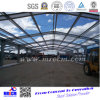 Big Span Steel Structure Workshop with Good Quality