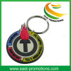 Creative Advertising Festival Gifts PVC Soft Rubber Key Chain