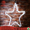 LED Christmas Decoration Light Star Motif Rope Light for Home Party Garden Holiday Decor