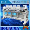 Happy Embroidery Machine Dahao Computer with 15 Needles Four Head