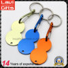 Colorful Design Metal Trolley Coin Key Chain with Custom Shape