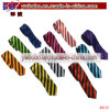 Polyester Tie Stripe Ties School Girl Printed Ties (B8155)