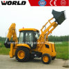 Chinese Small Loader Backhoe Comparing to Jcb Backhoe