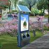 Outdoor Solar Powered Advertisement Light Box
