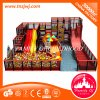 Luxury Amusement Maze Soft Equipment Indoor Playground with Ball Pool