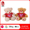 Sweet Heart Valentine′s Day Wholesale Teddy Bear Plush Toy Gift