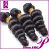 200% Human Hair! Peruvian Loose Wave 14′′ Black Color