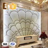 Indoor Soft Lightweight PVC Leather 3D Wall Paper