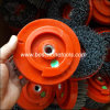 Ss-3 Snail Stone Brush Silicon Carbide Grinding Brush (125mm)