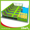 Professional Manufacturer Big Rectangular Kids Indoor Trampoline Park