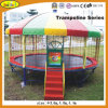 Children Outdoor Round Trampoline Bed Kxb07-017