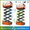 3m 4m Hydraulic Mini Scissor Lift Platform