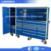 Us General Stainless Steel Cabinet with Wheels Rolling Tool Box