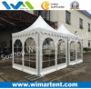 3X6m Pagoda Tent with Church Window and Weight Plate