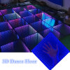 Magic 3D LED Dance Floor for DJ Lighting Eventos