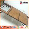 High Gloss Wood Pattern ACP (AE-309)