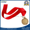 High Quantity Custom Gold Triathlon Medal