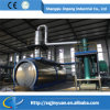 Crude Pyrolysis Oil and Waste Engine Oil Distillation Plant to Diesel
