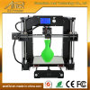 Cost-Effective High Quality Rapid Prototype DIY Desktop Fdm 3D Printer