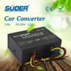 Suoer Step Down Transformer 15A Car Voltage Transformer with CE RoHS (DC-15A)
