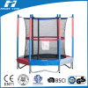 Colorful 55 Inch Mini Kids Trampoline with Safetynet, 20 Years Trampoline Production Experience