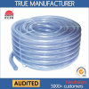 PVC Braided Reinforced Fiber Hose (KS-698CSSG Clear)