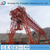 Double Main Girder Mobile Truss Gantry Crane 30ton