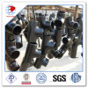 Sch 80 Equal Tee ASTM A234 Gr Wpb ASME B16.9