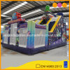 Alien Fun City Inflatable Bouncer Slide for Kids (AQ01472)
