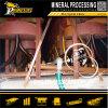 Gold Chrome Tungsten Tantalum Niobium Coal Minerals Processing Spiral Chute
