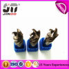 Manufacture 4 Flute Tungsten Carbide End Mill for CNC Cutting Tool