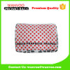 Promotional Natural New Fashion Organic Cosmetic Bag for Lady with Zipper
