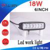 18W LED Headlight Work Light 4WD Offroad Spotlight