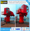 Electric Hydraulic Offshore Knuckle Telescopic Boom Ship Deck Marine Crane